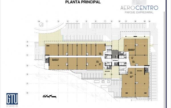 Planta Principal